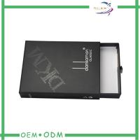 Wholesale Luxury Sliding T Shirt Paper Gift Boxes , Gift Packaging Paper Drawer Box with Drawer from china suppliers