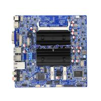Wholesale Fanless Embedded Industrial PC Motherboard Integrated CPU N3150 Quad Core 6 COM Ports from china suppliers