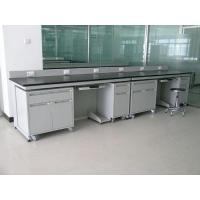 Wholesale College School Lab Becnh Furniture with Reagent Rack from china suppliers