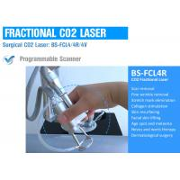Wholesale Skin Resurfacing CO2 Fractional Laser Machine For Epidermis Resurfacing / Wrinkle Reduction from china suppliers
