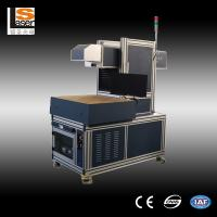 Wholesale Various Size CO2 Laser Marking Machine With CE / ISO / FDA / RHOS from china suppliers