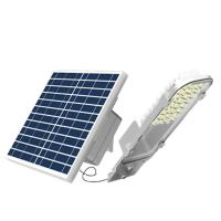 Wholesale 24W Aluminum Alloy Solar LED Street Light Outdoor Solar Road Lamp Two Battery Type Solar Separate Install With Light from china suppliers
