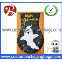 Wholesale HDPE Cartoon Plastic Treat Bags , Biodegradable Halloween Goodie Bags from china suppliers
