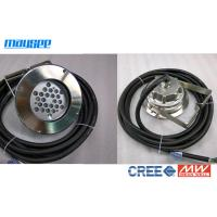 Wholesale 2600lm 72w IP68 Waterproof Led Underwater Pond Lights ¢182mmxH92mm from china suppliers