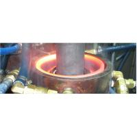 Gear / Shaft Surface Quenching Induction Heating Equipment 100KW High frequency / Superaudio frequency