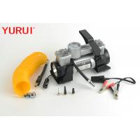 Wholesale DC12V Double Cyliner With Light Metal Vehicle Air Compressor Kit with Bag from china suppliers