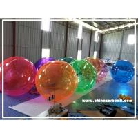 Wholesale inflatable hamster ball, waterball, inflatable human hamster ball from china suppliers