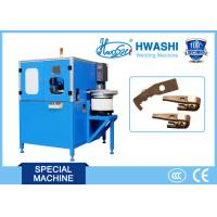 Wholesale Silver Contact Pneumatic Spot Welding Machine For Flexible Copper Busbar from china suppliers