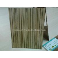 Wholesale Fancy Plywood Zebra Engineered Veneer (TG-PZ-01) from china suppliers