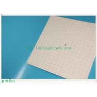 Quality Ceiling LED Panel PCB , aluminum based fr4 Custom LED PCB double sided for sale