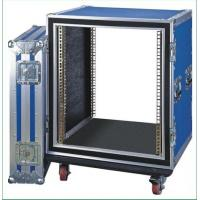 Wholesale 12U Anti-shock Rack Flight Case for Placing Amplifier Equipment from china suppliers