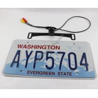 Wholesale New Arrival US Plate License Frame Camera Parking Camera with Wide Angle Rear view back up Camera from china suppliers