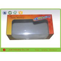 Wholesale Professional Gift Packaging Boxes Offset Printing 45 X 40 mm With Clear PET Window from china suppliers