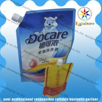 Wholesale Leak Proof Spout Pouch Packaging Custom Printed For Detergent from china suppliers