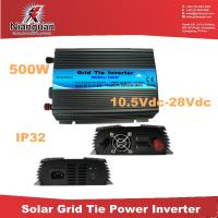 Wholesale On-grid tied (solar/wind) micro Inverter 500w from china suppliers