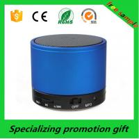 Wholesale Mini Portable Metal Alloy Bluetooth Wireless Speaker With Customized Logo from china suppliers