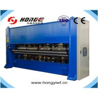 Buy cheap 8m Double Board Needle Punching Machine High Performance Customized Needle Density from wholesalers