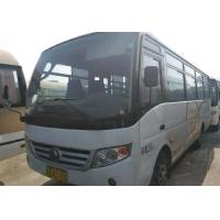 Wholesale Euro IV Diesel Engine Used Yutong Buses 26 Seats LHD / RHD 2013 Year from china suppliers