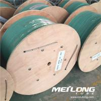 Wholesale ASTM A269 316L stainless steel seamless coiled tubing hydraulic control line from china suppliers