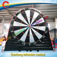 Wholesale Inflatable Football Darts Model/Outdoor Sports Inflatable Shoot Dart from china suppliers