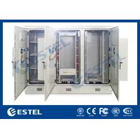 Wholesale Three Bays Base Station Cabinet Outdoor Telecom Enclosure Customized ET24080200 from china suppliers