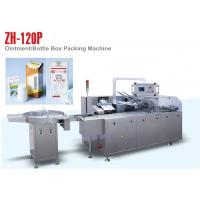 Wholesale PLC Control ZH 120P Automatic Cartoning Machine for Small Medicine Bottle from china suppliers