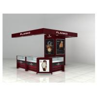 Quality Custom Wood Display Shelving & Stands For Garment Shops / Wine Stores / Malls for sale