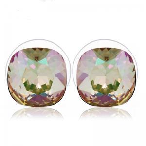 Wholesale Ref No.: 405052 Rainbow gem Elements Swarovski gold earrings sales swarovski 14k jewelry from china suppliers