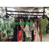 Wholesale Top Grade Used Womens Clothing Colorful Ladies Silk Blouse Mixed Size from china suppliers