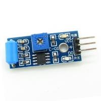Wholesale SW-420 Normally Closed Alarm Vibration Sensor Module Vibration Switch PCB from china suppliers
