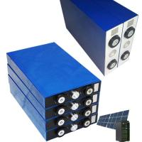 Wholesale Aluminum Case Lifepo4 Battery Cells 3.2V 240Ah , Rechargeable Lithium Solar Battery from china suppliers