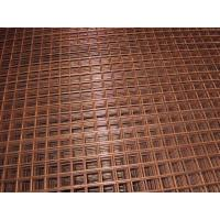 Wholesale Copper Coated Welded Mesh,Bronze Welded Wire Mesh,Red Copper Wire Mesh from china suppliers