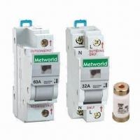 Buy cheap Fuse Holder and Links with 4000V Rated Impulse Withstanding Voltage from wholesalers