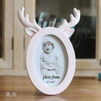 Wholesale Factory  Direct  Promotion wholesale custom creative good quality animals plush Rabbit ear  Cat ears antlers photo frame from china suppliers