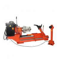 Wholesale 50HZ Hydraulic Auto Workshop Equipment , 380V Mobile Tyre Changer For Heavy Vehicles from china suppliers