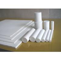 Wholesale Moulded Or Skived PTFE Sheet , Anti Corrosion Teflon Plastic Sheet For Seal / Gasket from china suppliers
