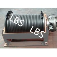 Wholesale Horizontal Vertical Pull Hydraulic Boat Winch Fishing Winch Smooth Operation from china suppliers