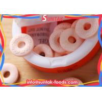 Wholesale Custom Colorful Personalized Mints Candy Hole Shape With Plastic Sweet Box from china suppliers