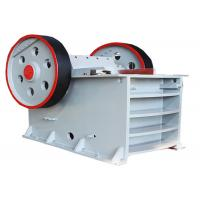 Wholesale Electric motor drives Jaw Crusher for lime stone crushing machine from china suppliers
