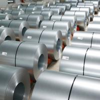 SGCD Hot Dipped Double Sided Galvanized Steel Coils For Constraction