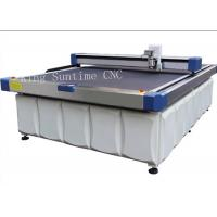 Wholesale Hign Speed Corrugated Paper Cutting Machine , 0.2 - 60mm Thickness Horizontal Cutting Machine from china suppliers