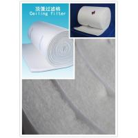 Wholesale 2m X 20m X 22 mm EU5 filter Synthetic Fiber Medium Material with CE from china suppliers