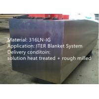 Wholesale 316LN-IG Stainless Steel Forgings Special Alloys For Clean Energy And Oceaneering from china suppliers