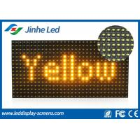 Wholesale Single Yellow Bi Color LED Display from china suppliers