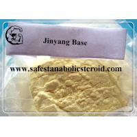 Wholesale Jinyang Base Extract Sex Steroid Hormones 99%min yellow powder 472-61-364 from china suppliers