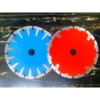 Wholesale T shaped segmented saw blade/diamond cutting dics for granite/marble/stones from china suppliers