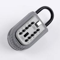 Wholesale Portable Shackled Reinforced Security Key Lock Box For Outside Multi Function from china suppliers