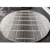 Wholesale Easy Installation Column Internals Packing Support Grid For Sulfuric Acid Absorption Tower from china suppliers