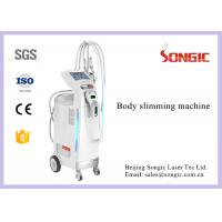 Wholesale Multi - handle Vacuum Cavitation RF Cryolipolysis Slimming Machine For Body Shaping from china suppliers