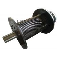 Wholesale Black Hydraulic Crane Winch For Hoisting 5-20 Ton Objects ISO9000 BV Certificates from china suppliers